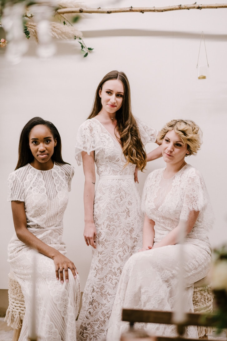 robes mariées muses yesyes festival photographe rouen