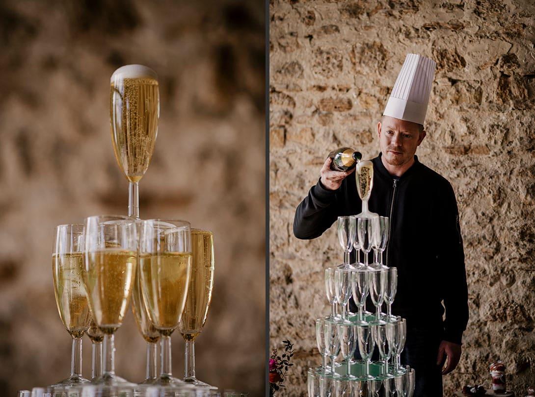fontaine champagne mariage et traiteur