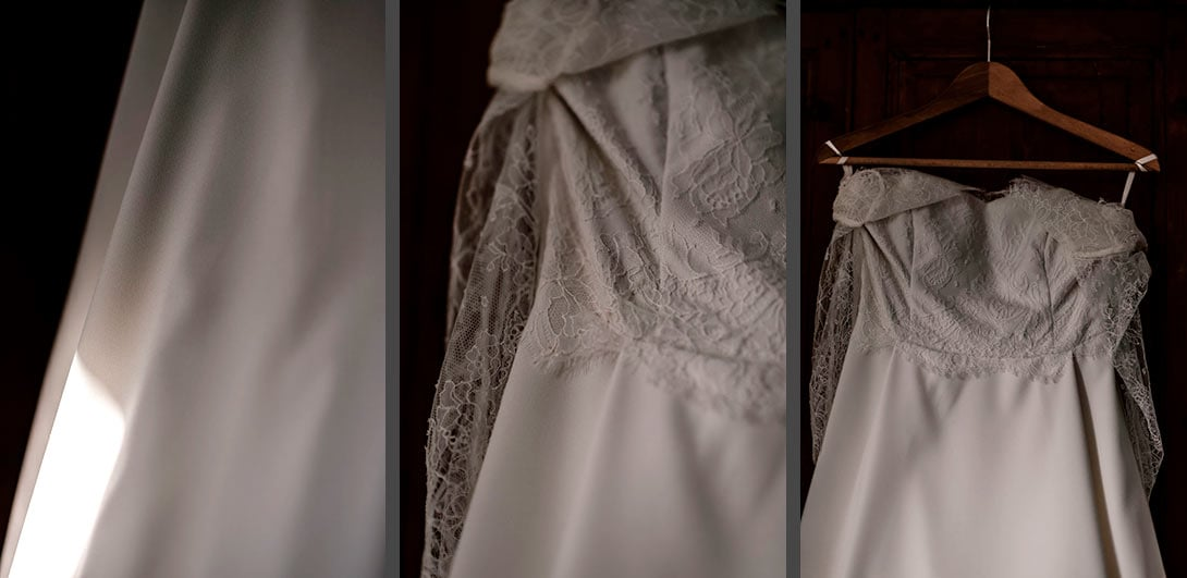 robe de mariee Maud Germain création Rouen