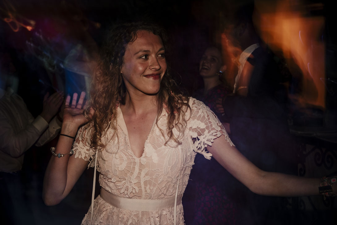 invite danse à la soirée