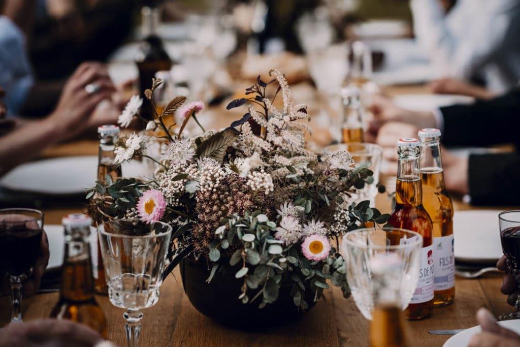 table de mariage, Le Havre