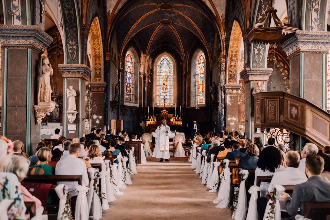 pretre eglise cérémonie du mariage