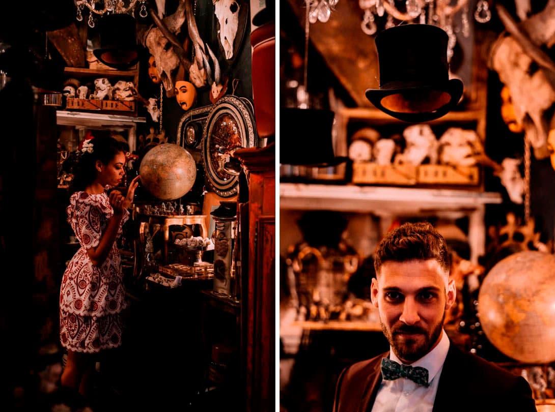 mariage gay à Paris, escape game inspiration les bonnes joies
