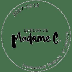 logo blogdemadameC